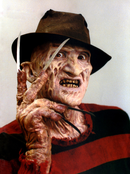A Nightmare on Elm Street 2: Freddy's Revenge Promotional ...