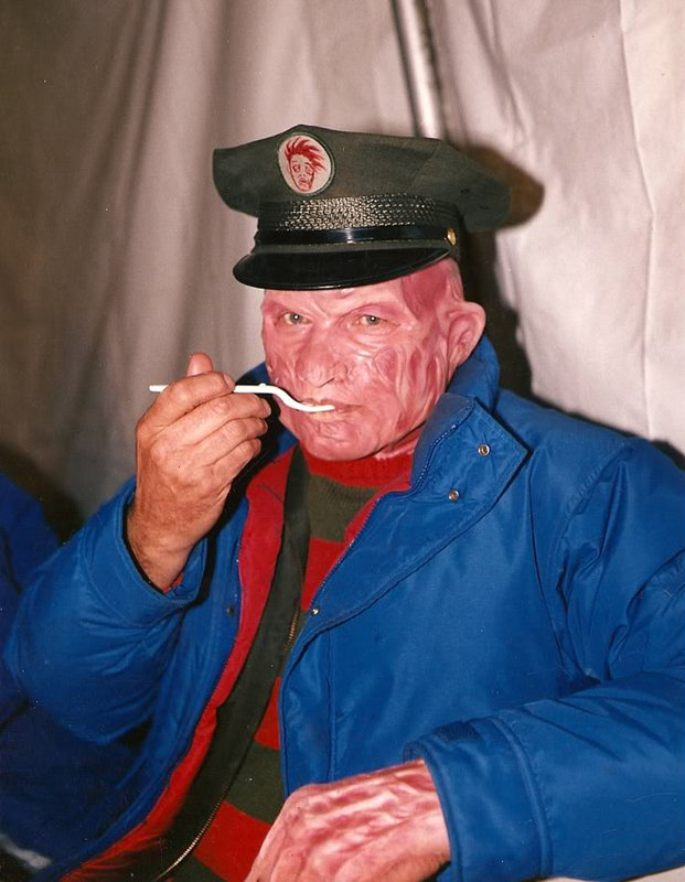 Freddy's dead: the final nightmare behind-the-scenes gallery