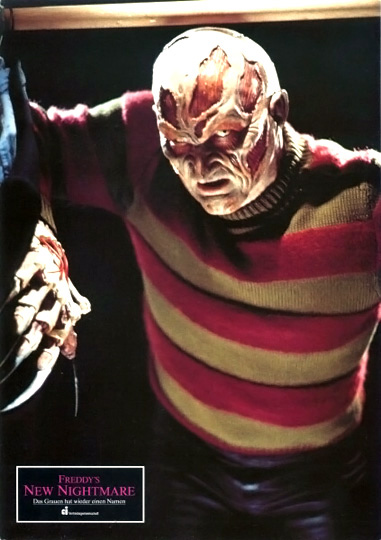 Wes Craven's New Nightmare: Lobby Cards Gallery