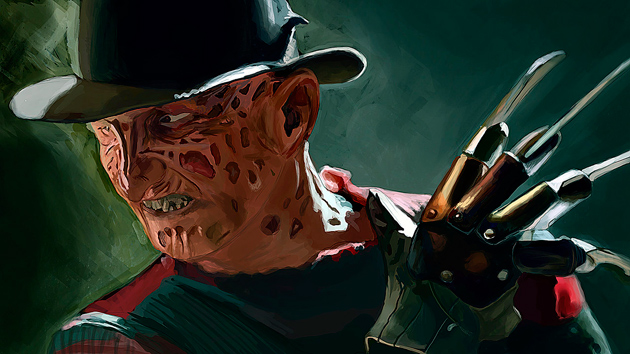 Freddy Krueger by Darren Heathfield