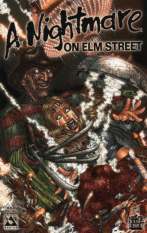 A Nightmare on Elm Street (Special) #1 (Carcass Cover)