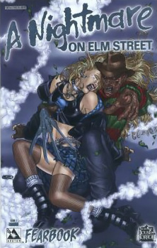 A Nightmare on Elm Street: Fearbook #1 (Platinum Cover)
