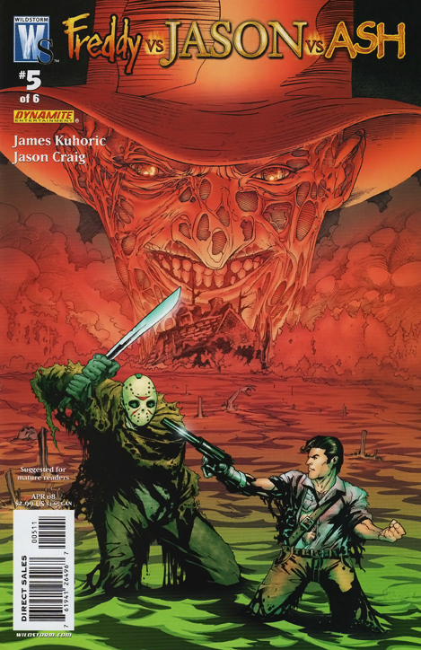 Freddy vs. Jason vs. Ash #5