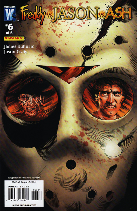 Freddy vs. Jason vs. Ash #6