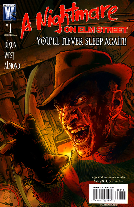 A Nightmare on Elm Street #1