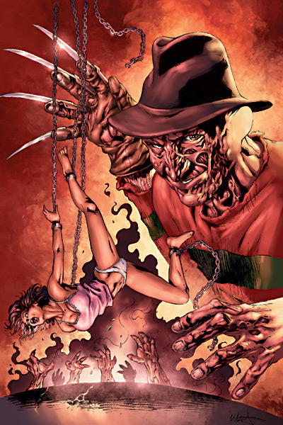 A Nightmare on Elm Street #2