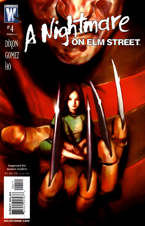A Nightmare on Elm Street #4