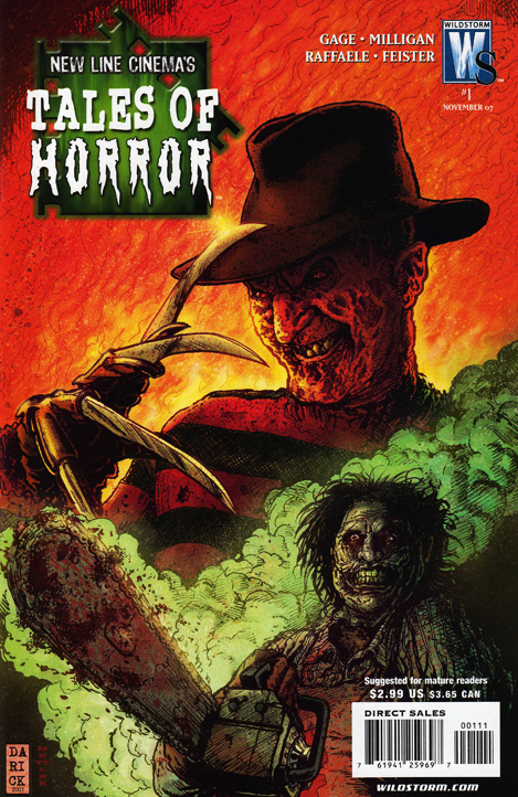 New Line Cinema's Tales of Horror #1
