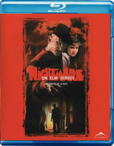 A Nightmare on Elm Street Blu-ray (Canada)