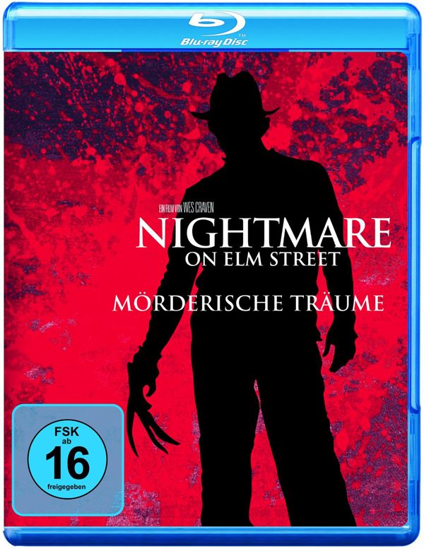 A Nightmare on Elm Street Blu-ray (Germany)