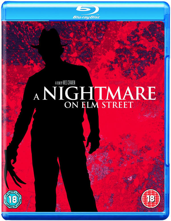 A Nightmare on Elm Street Blu-ray (UK)