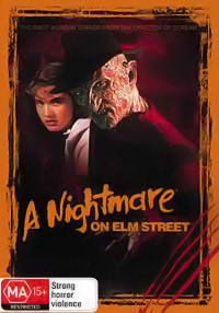 A Nightmare on Elm Street DVD (Australia)