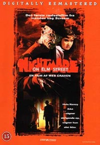 A Nightmare on Elm Street DVD (Denmark)