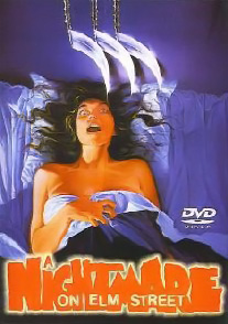 A Nightmare on Elm Street Uncut DVD (Germany)