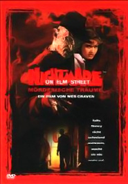 A Nightmare on Elm Street DVD (Germany)