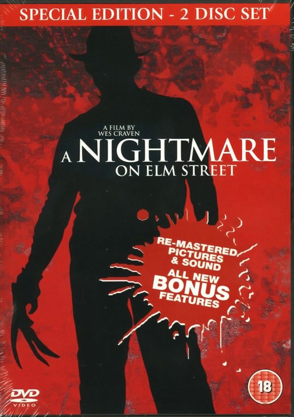 A Nightmare on Elm Street Infinifilm Edition DVD (UK)