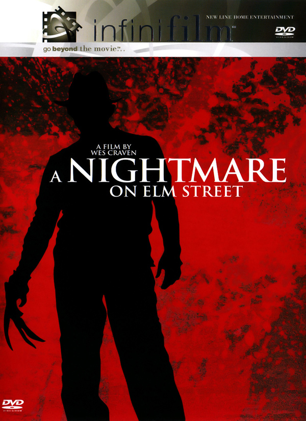 A Nightmare on Elm Street Infinifilm Edition DVD