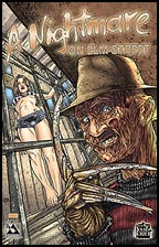 A Nightmare on Elm Street (Special) #1 (Gold Cover)