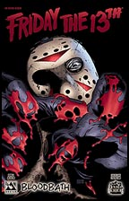 Friday the 13th: Bloodbath #1 (Fear of Dark Cover)