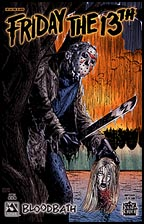 Friday the 13th: Bloodbath #1 (Night Stalker Cover)