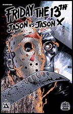 Friday the 13th: Jason vs. Jason X #2