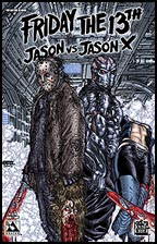 Friday the 13th: Jason vs. Jason X #2 (Gore Cover)