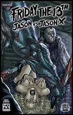 Friday the 13th: Jason vs. Jason X #2 (Terror Cover)