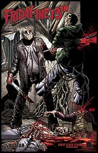 Friday the 13th (Special) #1 (Gore Cover)