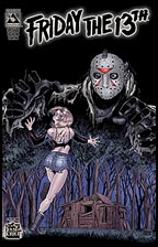 Friday the 13th (Special) #1 (Haunting Cover)
