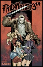 Friday the 13th (Special) #1 (No Escape Cover)