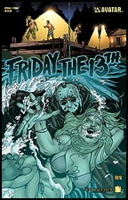 Friday the 13th (Special) #1 (Terror Cover)