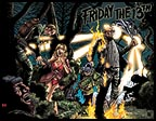Friday the 13th (Special) #1 (Wraparound Cover)