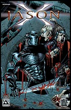 Jason X Special #1 (Headless Cover)