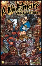 A Nightmare on Elm Street (Special) #1 (Gore Cover)
