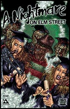 A Nightmare on Elm Street (Special) #1 (Head of the Class Cover)
