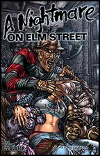 A Nightmare on Elm Street (Special) #1 (Terror Cover)
