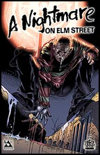A Nightmare on Elm Street (Special) #1 (Waiting Cover)