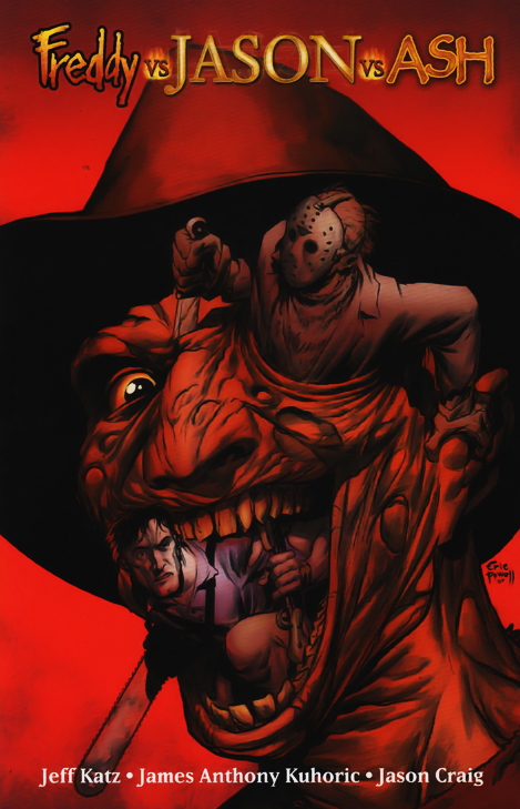 Freddy vs. Jason vs. Ash Trade Paperback