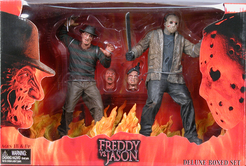 A Nightmare On Elm Street Figures