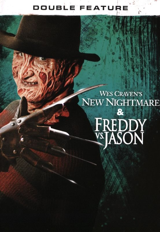 Wes Craven's New Nightmare/Freddy vs. Jason Double Feature