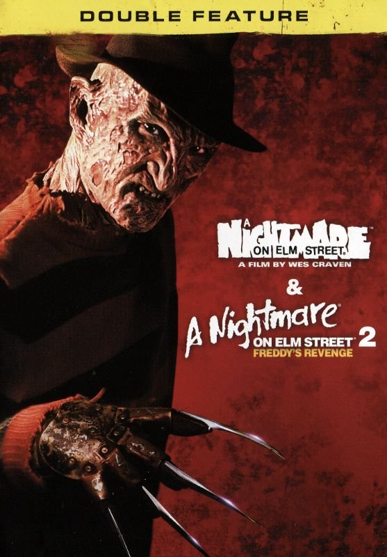 A Nightmare on Elm Street/A Nightmare on Elm Street 2: Freddy's Revenge Double Feature