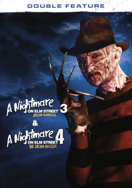 A Nightmare on Elm Street 3: Dream Warriors/A Nightmare on Elm Street 4: The Dream Master Double Feature