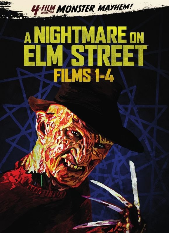 A Nightmare on Elm Street 4-Film Collection: Monster Mayhem!