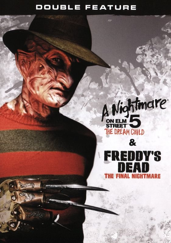 A Nightmare on Elm Street 5: The Dream Child/Freddy's Dead: The Final Nightmare Double Feature
