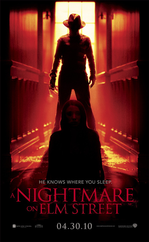 A Nightmare on Elm Street Banner