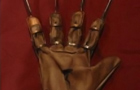 Freddy Krueger's Glove: A Nightmare on Elm Street