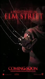 A Nightmare on Elm Street (2010) Flash Ad