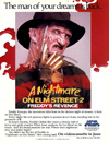 A Nightmare on Elm Street 2: Freddy's Revenge VHS Trade Ad