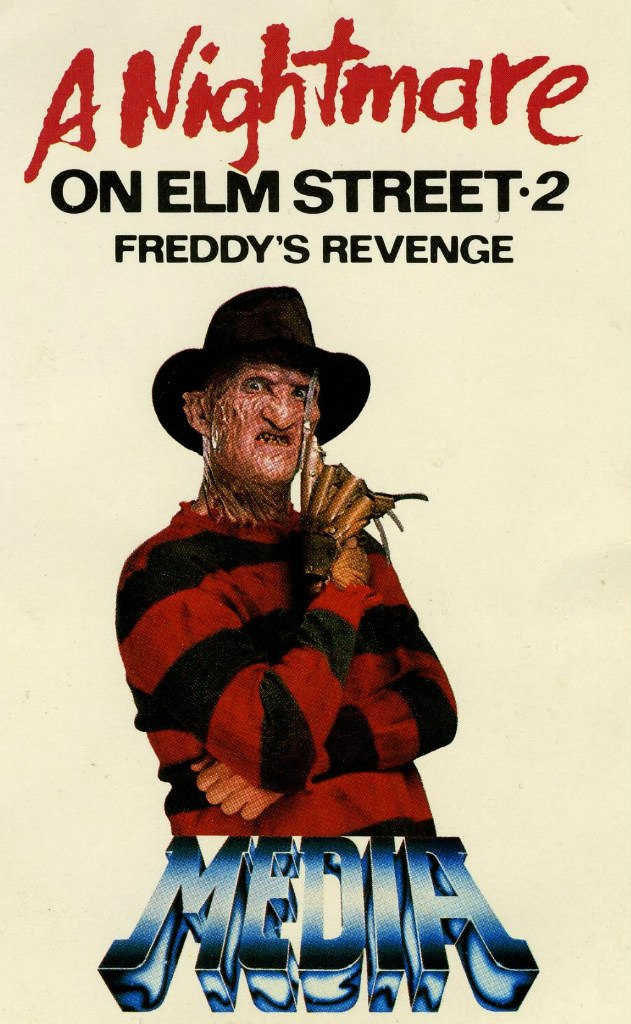 A Nightmare on Elm Street 2: Freddy's Revenge — Ads ...