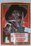 A Nightmare on Elm Street 2: Freddy's Revenge Belgium Movie Poster